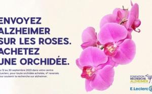 Une orchidée pour la mémoire : une 5ème édition pour lutter contre Alzheimer