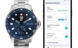 Withings ScanWatch : comme une montre de plongée, mais pour monitorer sa santé