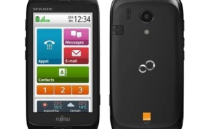 Fujitsu Stylistic S01 : un nouveau téléphone senior arrive chez Orange