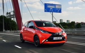 Toyota Aygo : une citadine moderne au confort exemplaire
