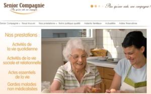 Senior Compagnie : 400 postes d'auxiliaires de vie à pouvoir dans toute la France