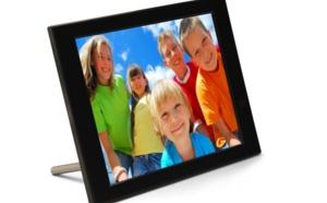 Pix-Star Fotoconnect : un cadre photo numérique idéal pour les seniors