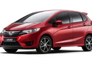 Mondial de l'Automobile de Paris 2014 : Honda expose le prototype de sa nouvelle Jazz