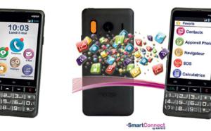SmartConnect by Kapsys : un Smartphone conçu pour les seniors