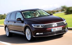 Volkswagen Passat 1.4 TSI DSG7 blue motion : Volkswagen monte en gamme