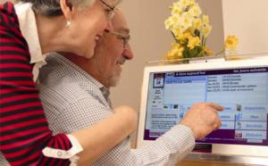 Ordimemo : une tablette tactile configurée pour les seniors
