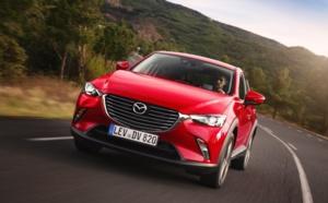 Mazda CX-3 : un SUV plein de charme