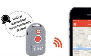 Weenect : balise GPS pour personnes âgées