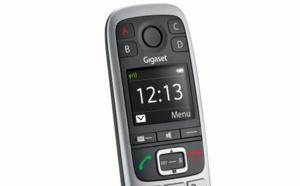 Gigaset E550 : téléphone fixe pour seniors