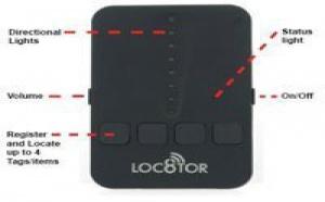 Loc8tor Lite : un petit appareil ingénieux qui vous permettra de ne plus jamais chercher vos clefs !