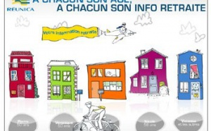 Réunica propose un site Internet dédié à l'information des actifs sur leur future retraite
