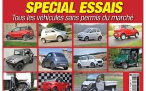 Génération sans permis n°28 : toutes les voitures sans permis à l'essai