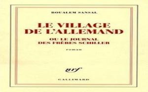 Le village de l'Allemand de Boualem Sansal : dans le chleuh de tes yeux