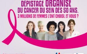 Cancer du sein : une nouvelle campagne pour inciter les femmes au dépistage