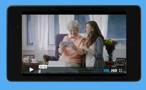 Acer GrandPad : tablette senior