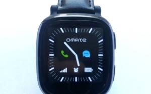 Omate S3 : montre design et connectée pour seniors