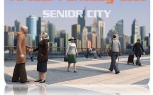 Senior City : une ville virtuelle imaginée par des étudiants pour les seniors de 2030