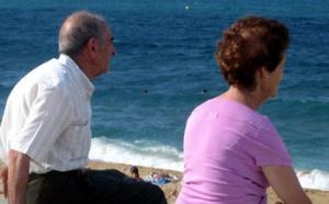 Les seniors avec un léger embonpoint vivent plus longtemps…