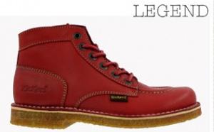 Kickers : 38 ans pour une chaussure qui se porte de génération en génération