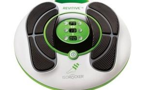 Revitive : deux dispositifs pour soulager les jambes lourdes