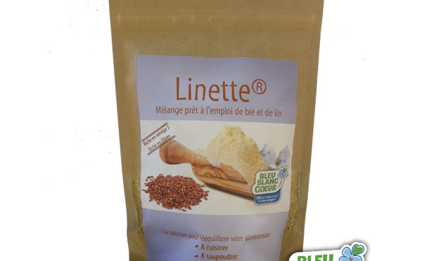 Linette : une poudre de lin riche en Oméga-3