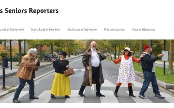 Bordeaux : des reporters seniors donnent leur vision de la ville