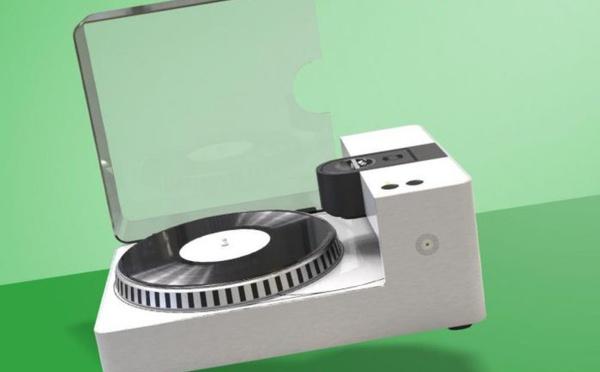Phonocut ou comment enregistrer vos propres disques !