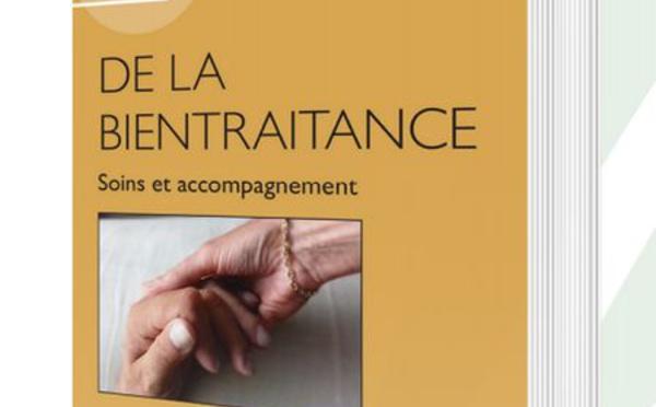 De la bientraitance, soins et accompagnement par Ingrid Westercamp (livre)