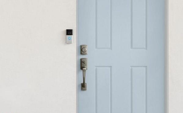 Ring Video Doorbell : sécurisez votre porte d'entrée