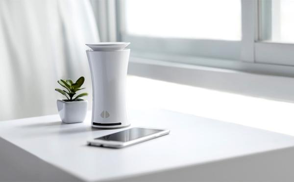 uHoo Air : le capteur connecté qui évalue les risque de transmissions virales dans l'air