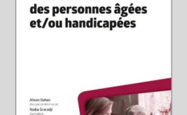 L'accueil familial des personnes âgées et/ou handicapées (livre)