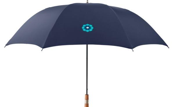 Un Parapluie de Cherbourg en hommage aux anciens combattants