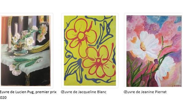 Des résidents d'EHPAD offrent leurs oeuvres à des enfants hospitalisés à Gustave Roussy