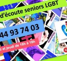 Une ligne d'écoute nationale pour les seniors LGBT