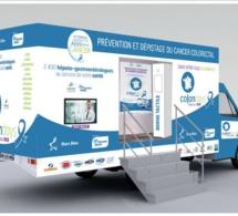 Cancer colorectal : le camion des Colondays reprend la route