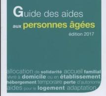 Guide des aides aux personnes âgées (2ème édition)