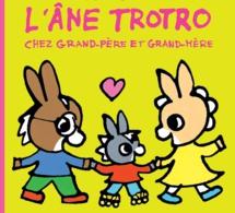 L'âne Trotro chez grand-père et grand-mère (livre jeunesse)
