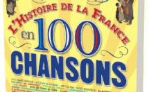 L'histoire de France en 100 chansons (livre)