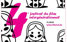 Belgique : 4ème Festival du Film Intergénérationnel en novembre 2016