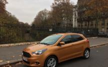 Ford Ka+ : une concurrente pour la Suzuki Celerio