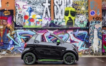 Smart fortwo electric drive : pure citadine