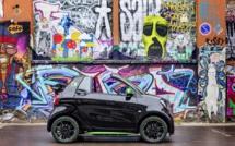 Smart fortwo electric drive : pure citadine