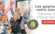 """Europ Assistance présente ses égéries """"Téléassistance"""""""