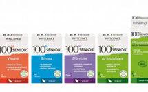 100% senior : une gamme complète de compléments alimentaires pour les seniors