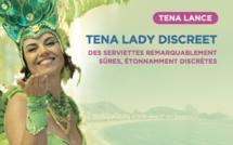 Tena Lady Discreet : des serviettes 20% plus fines