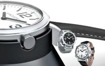 Acustica : montre suisse vibrante et parlante pour les aveugles