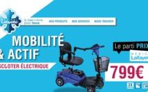 Médical Lafayette : nouvelle chaîne de magasins pour seniors