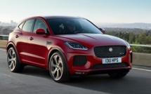 Jaguar est la marque préférée des clients seniors