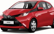Toyota propose une nouvelle série limitée de l'Aygo