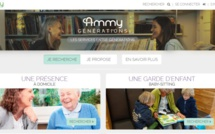 Ammy Générations : site pour promouvoir les rencontres intergénérationnelles